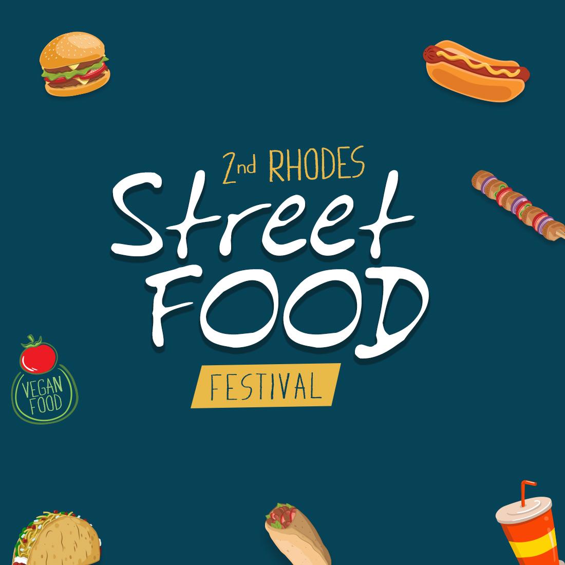 2o Rhodes Street Food Festival