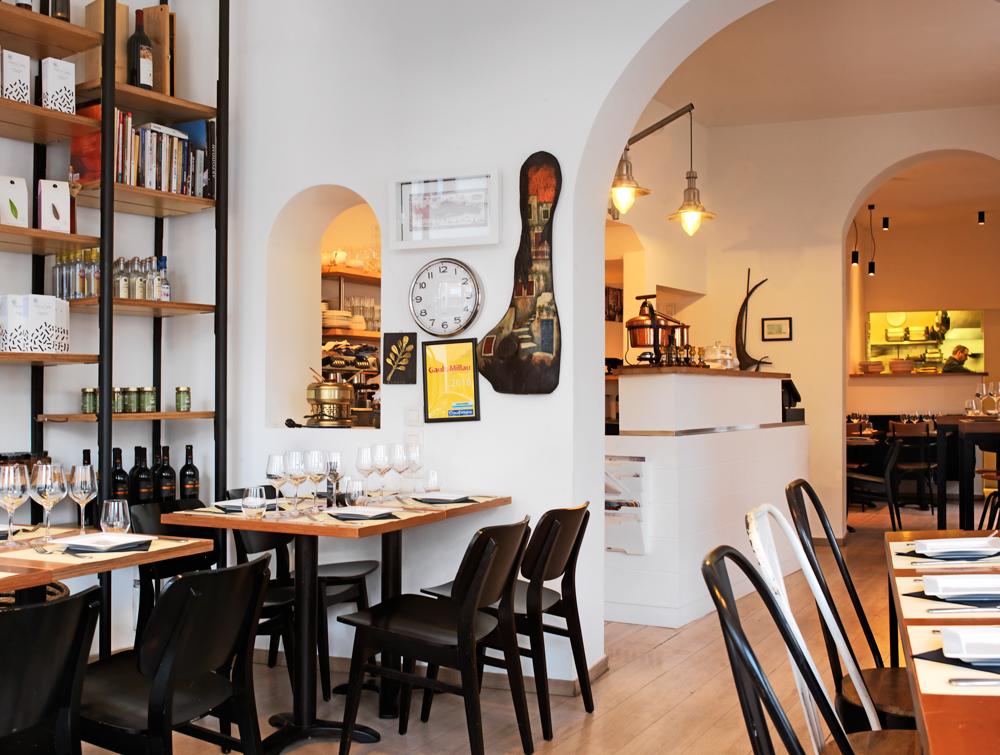 Restaurant Philema, Brussels